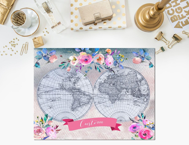 Custom mapwedding maptravel mapworld map printableworld map custom mapwedding maptravel mapworld map printableworld map poster gumiabroncs Choice Image