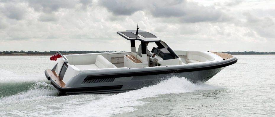 140m ocean victory Super Yacht Tenders Custom Tenders
