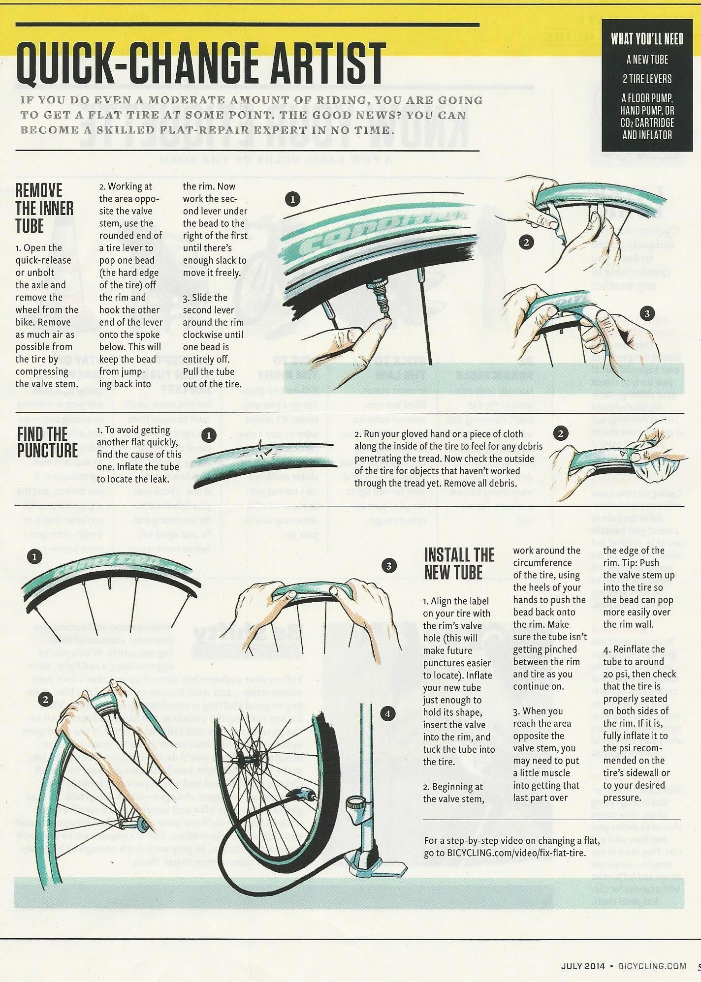 Bicycle Maintenance Bicycling Magazine Bicycle Maintenance
