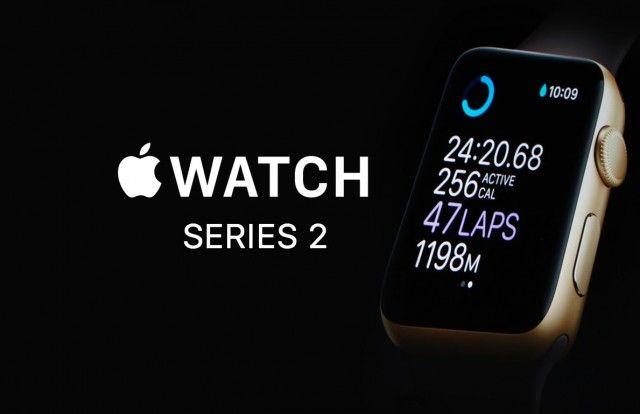 Apple Watch Series 2 จอสว่างขึ้น, ว่ายน้ำได้, GPS ในตัว…