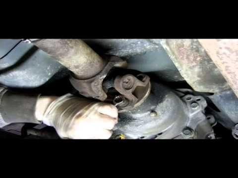 91 Ford Explorer/Ranger Transfer Case Removal how to  89 90