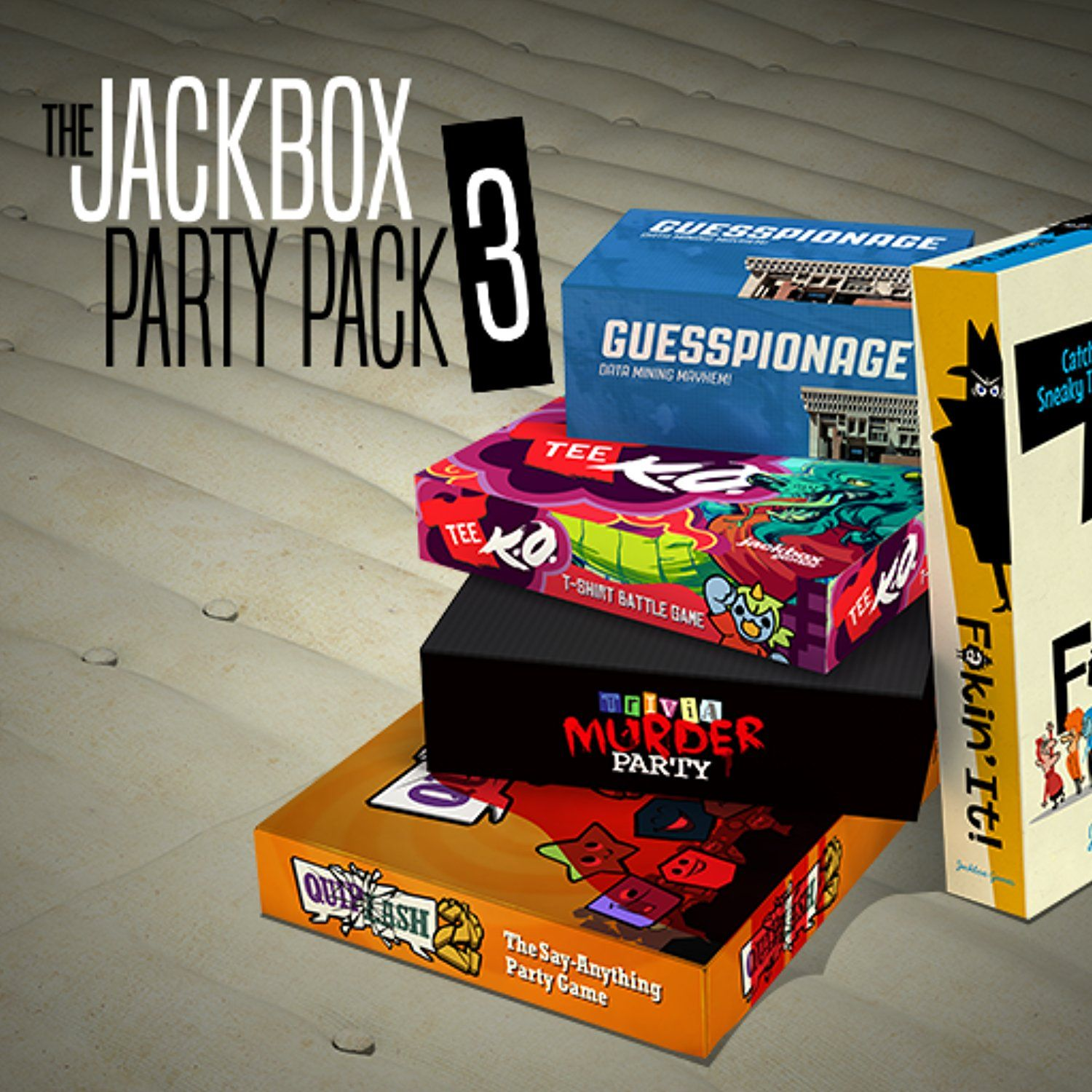 The Jackbox Party Pack 3 ** Learn more by visiting the