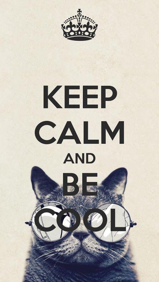 NEW Keep Calm Wallpaper
