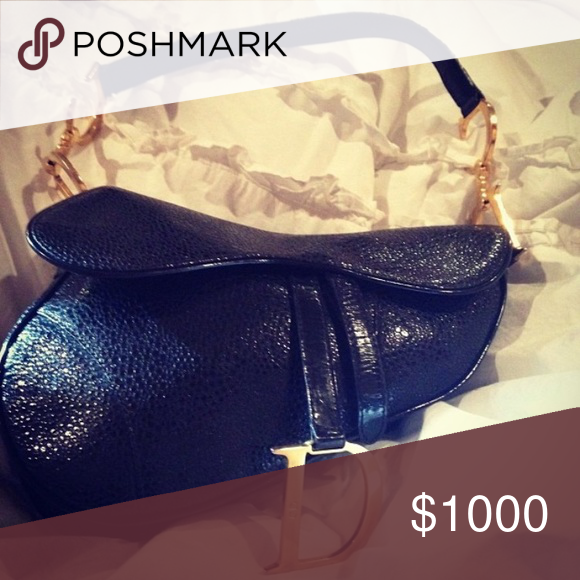 Authentic Christian Dior Saddle Bag Very Good condition it was a collectors  item limited edition Bags e47897ba0a