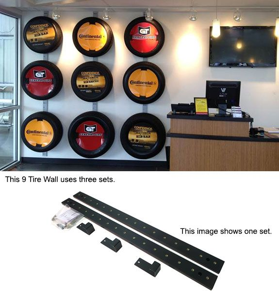 Tire Displays | Tire Displays Wheels, Tire Racks, Tire ...