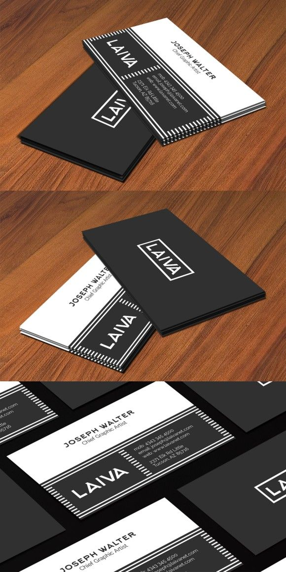 Modern Business Card 2 Business Cards Creative Templates Modern Business Cards Business Cards Creative