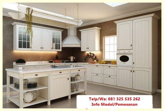 Desain Kitchen Set Jati Minimalis Trend Kitchen Set Jati Minimalis
