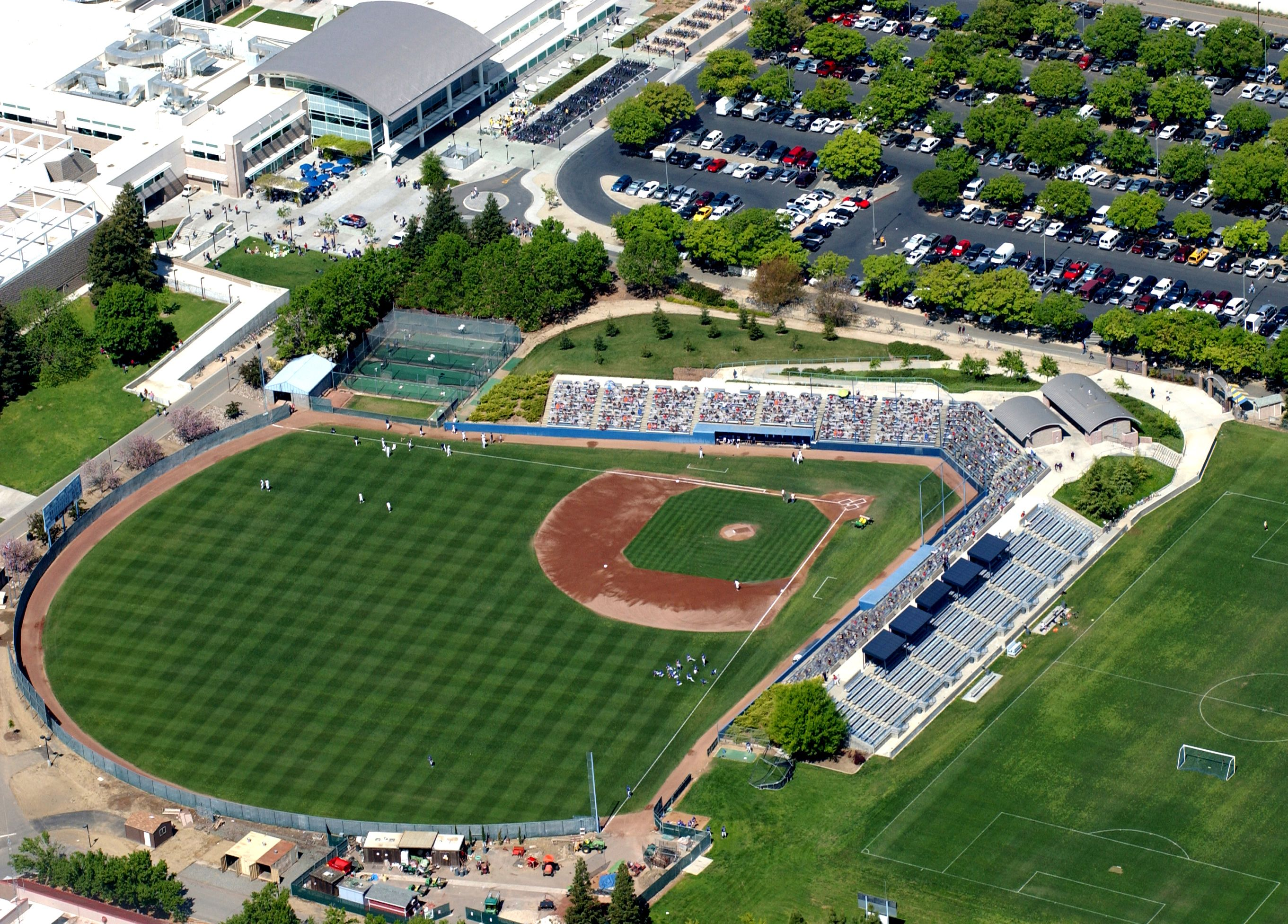 Dobbins Stadium Home Of Aggie Baseball Aggie Baseball Rock Climbing Wall College Baseball