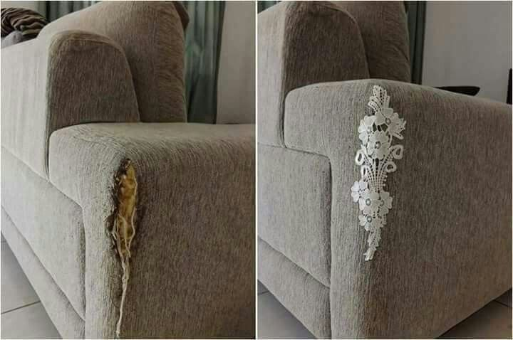 Pin By Ej Macgillivray On Home Ideas Decorations Clean Couch Couch Repair Furniture Repair