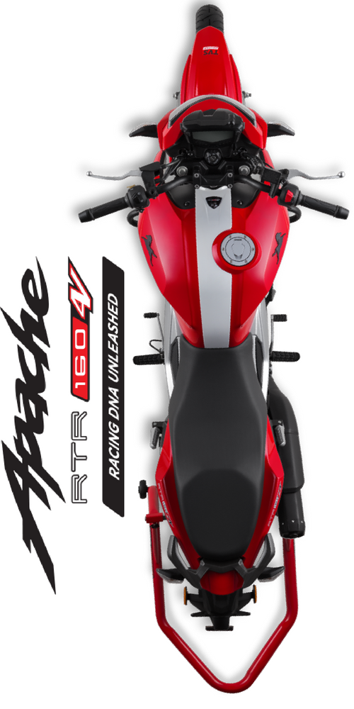 Tvs Apache Rtr 160 4v Model Power Mileage Safety Colors Rtr