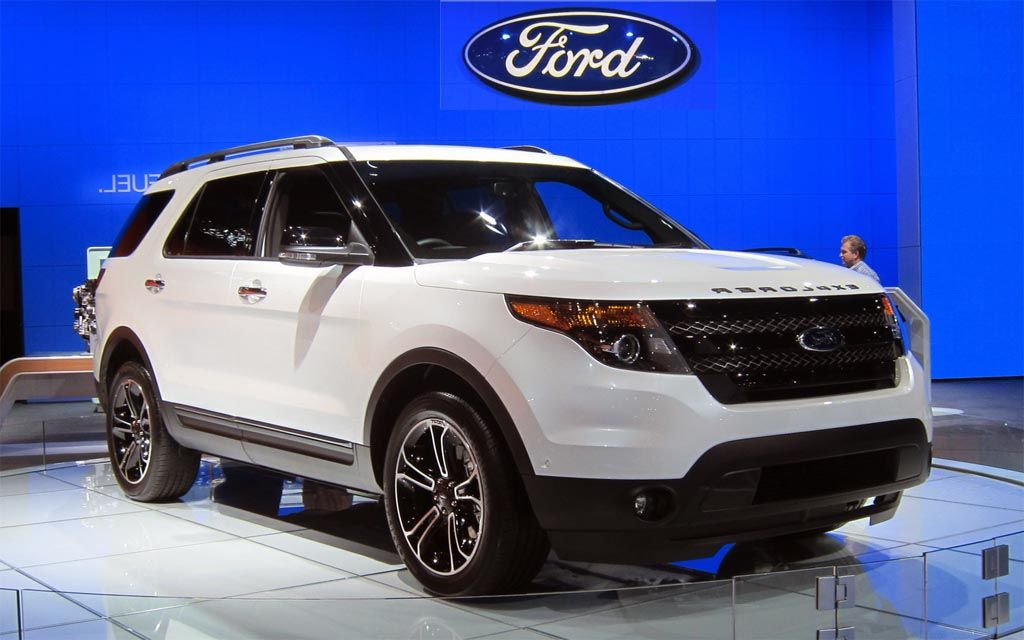 2015 Ford Explorer Features and Price Ford explorer