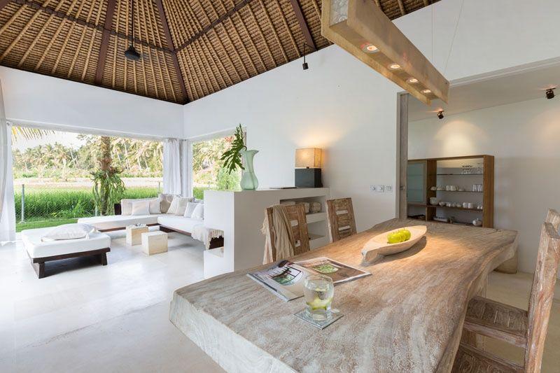 Land villas for sale rent in ubud bali farm house