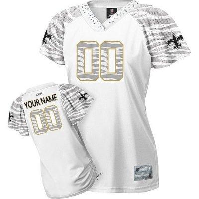 new orleans saints field flirt jersey