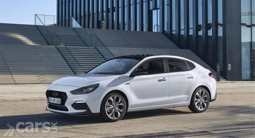 New Hyundai I30 Fastback N Line Arrives With N Show And Normal