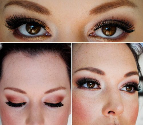 Wedding Makeup:  How to Hide Dark Under Eye Circles or Eye Bags