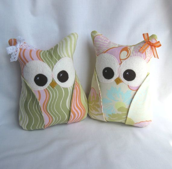 I Sew Lucky Etsy Shop   Owl Bookends Silled With Beans. I Even Have One