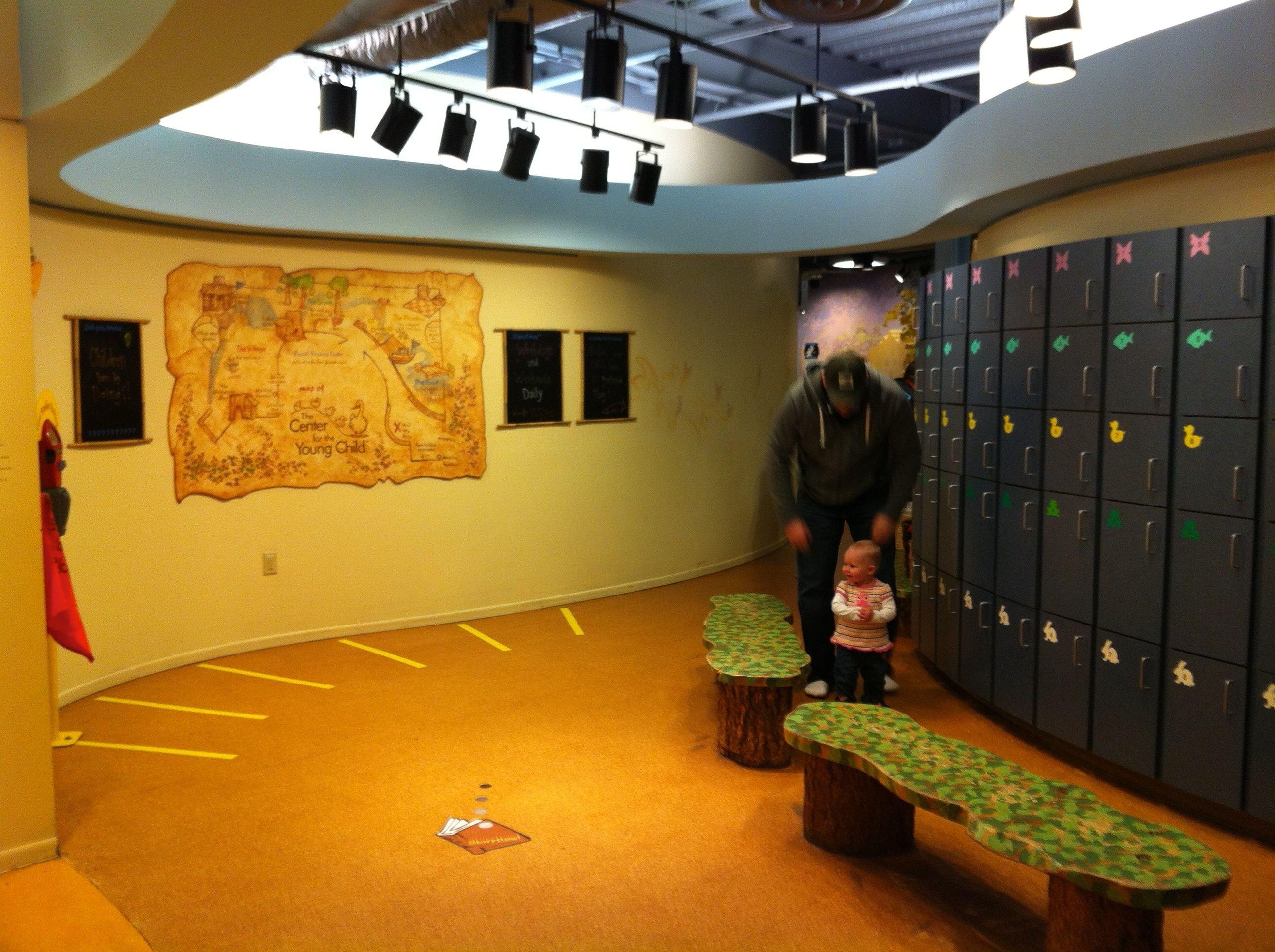 Denver Childrens Museum Stroller Parking Mj