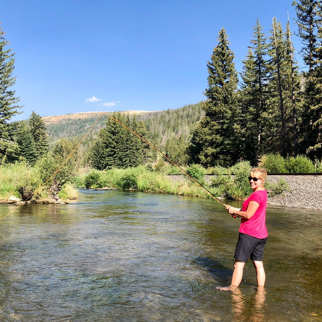 Fly Fishing Lessons In Utah Fortunately I Didn T Catch Anything I Can T Stand To Hurt The Fish Fly Fishing Lessons Fly Fishing Instagram