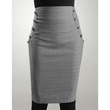 purpngreen.com high waisted pencil skirt (13) #skirts | Dresses ...