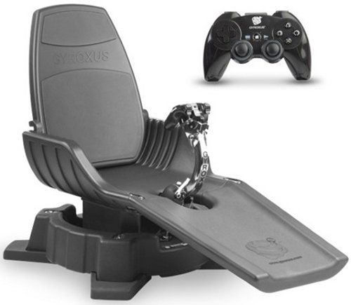 X Dream Gyroxus Gaming Chair Lets You Sway While Play