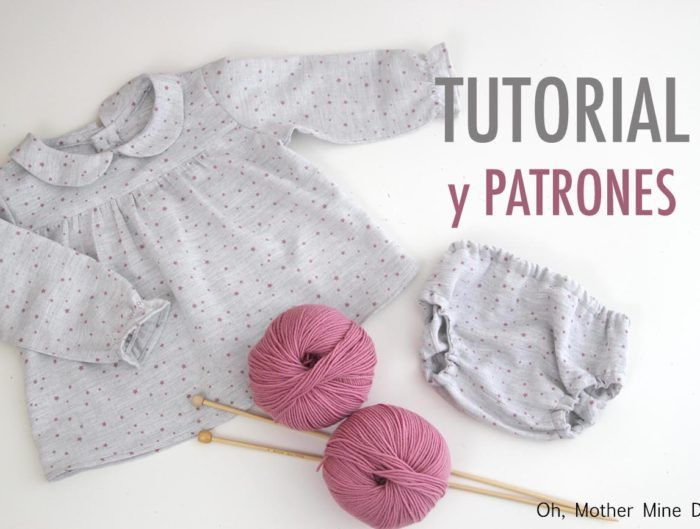 DIY Cómo hacer pelele para bebé (patrones gratis) | | Oh, Mother ...