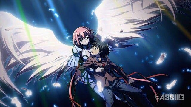 Ikaros et Tomoki