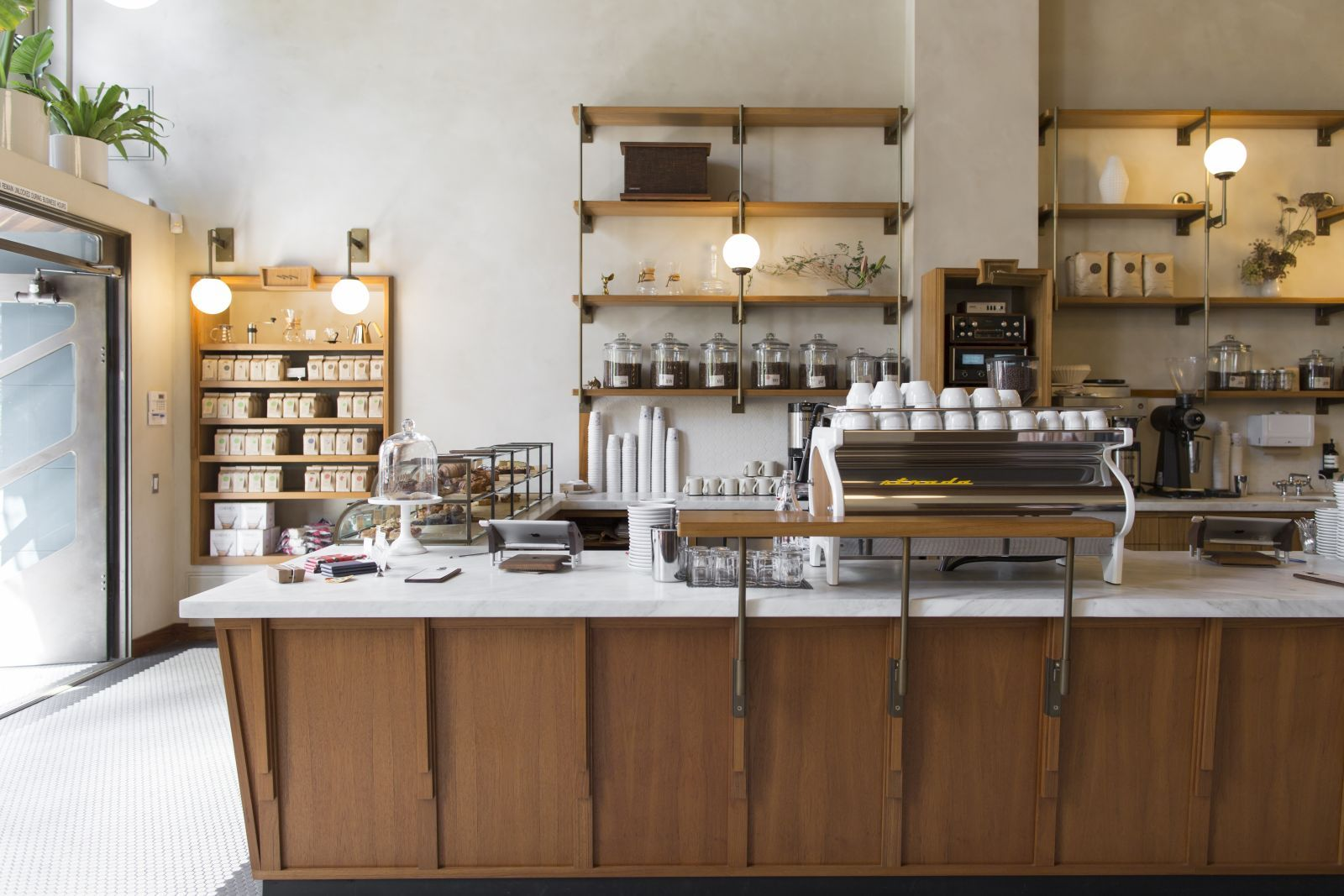 coffee bar & roastery | sight glass coffee sf | home coffee bar