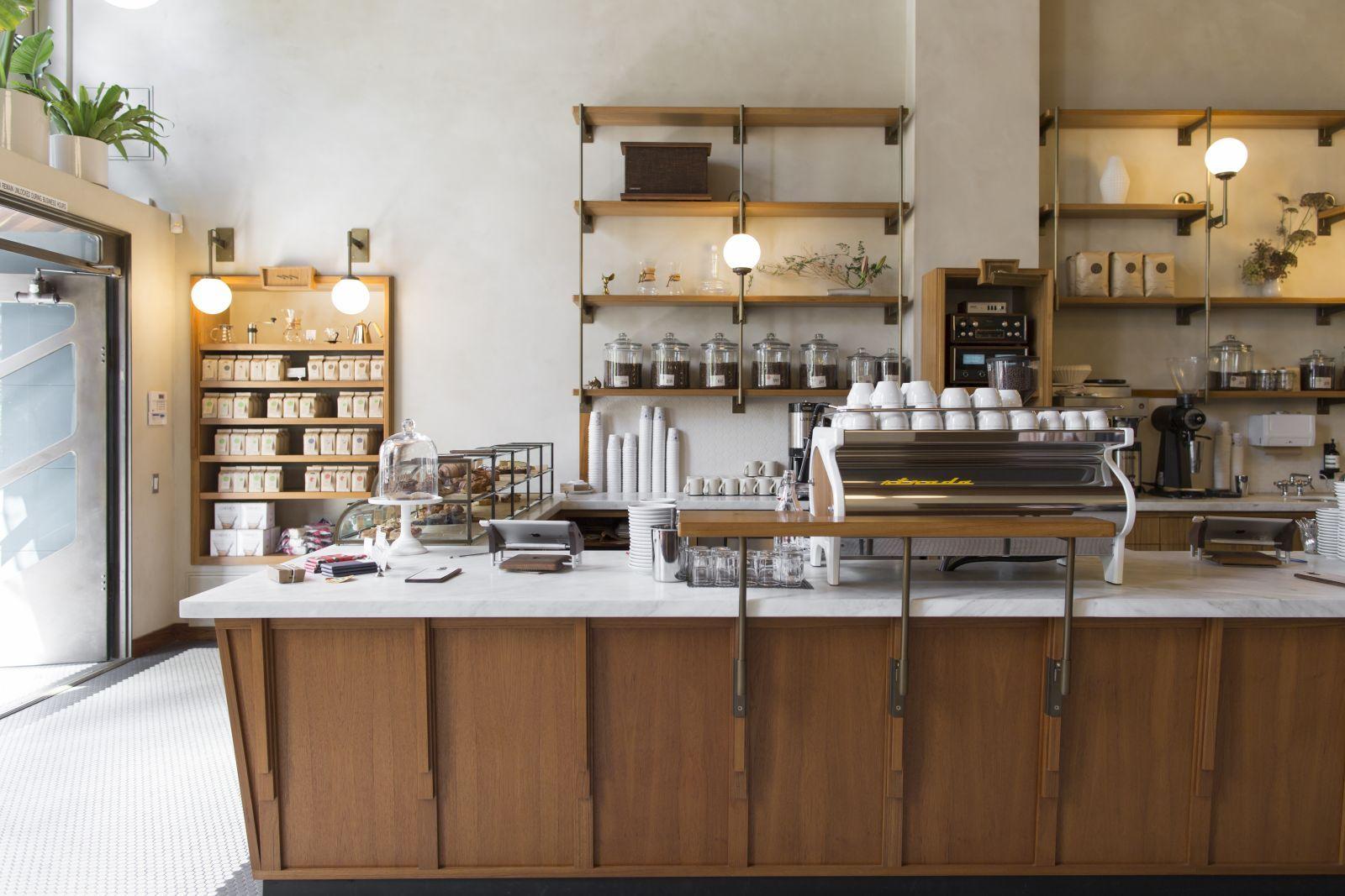 coffee bar & roastery | sight glass coffee sf | home coffee bar