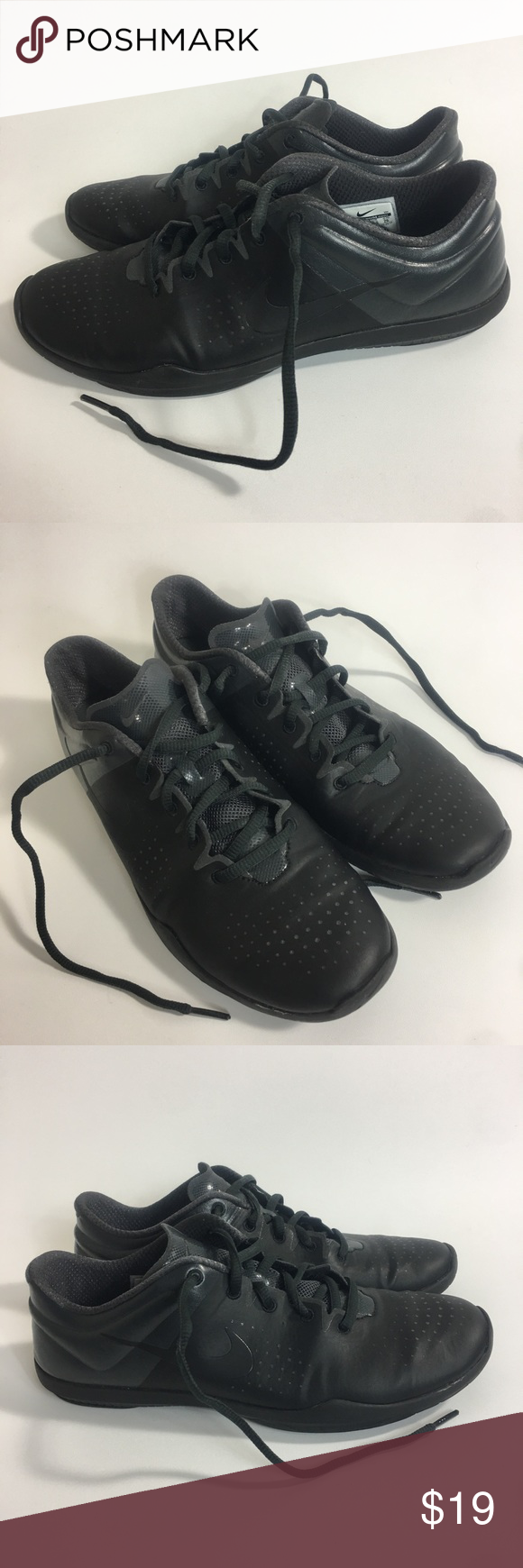 c1ce45db3a716 Nike Studio Trainer Athletic Dance Cheer Shoes Nike 616057-002 ...