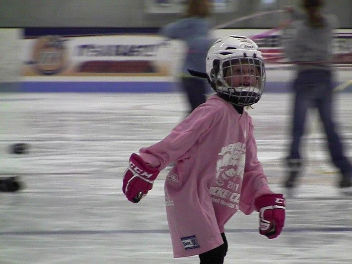 Try Hockey For Free Day Kids Events Free Day Event
