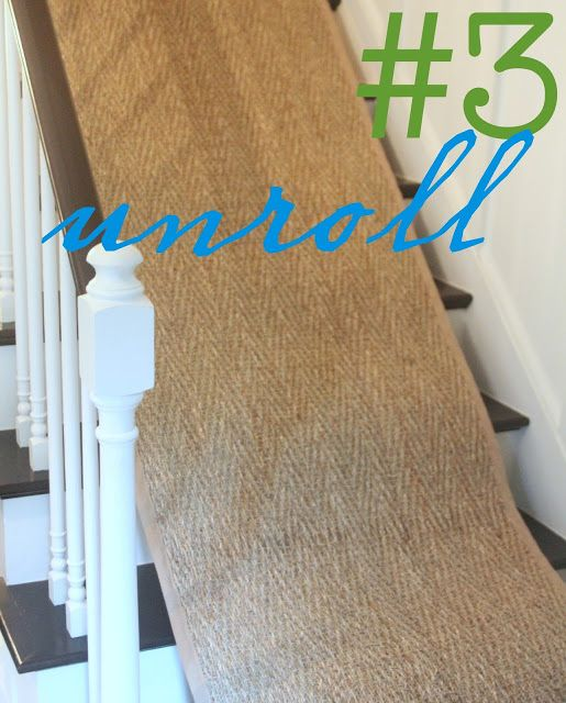 Best How To Install A Seagrass Stair Runner 640 x 480