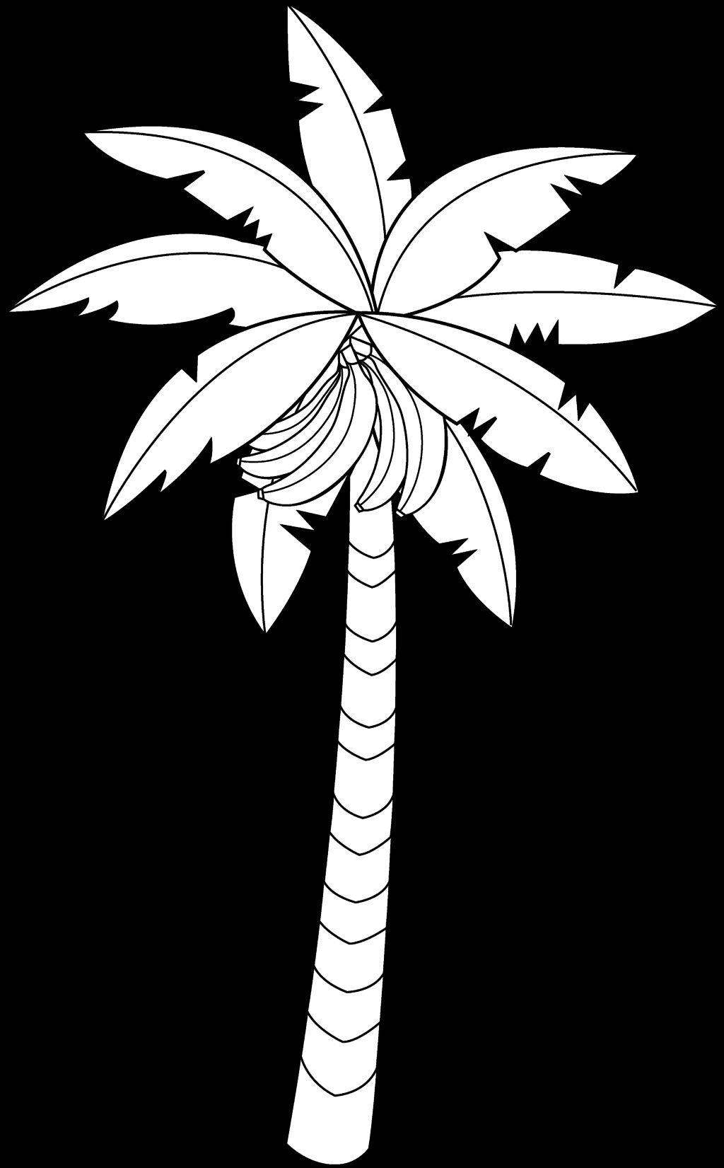 45++ Christmas palm tree coloring page ideas in 2021