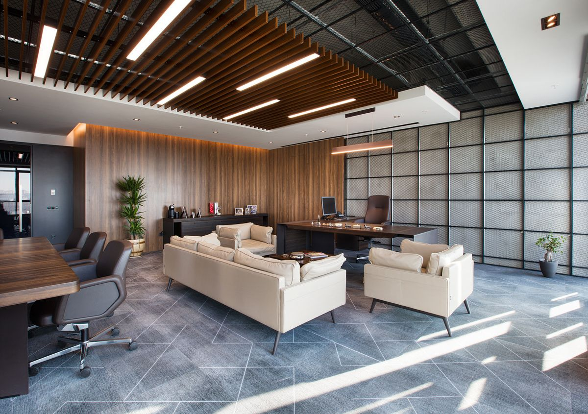 Mars Logistics Offices Istanbul 16 Office Snapshots Executive Office Design Commercial And Office Architecture Office Interior Design