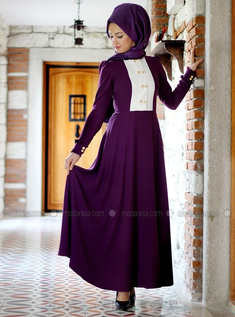 Modanisa Elbise Modelleri The Dress Musluman Modasi Elbise