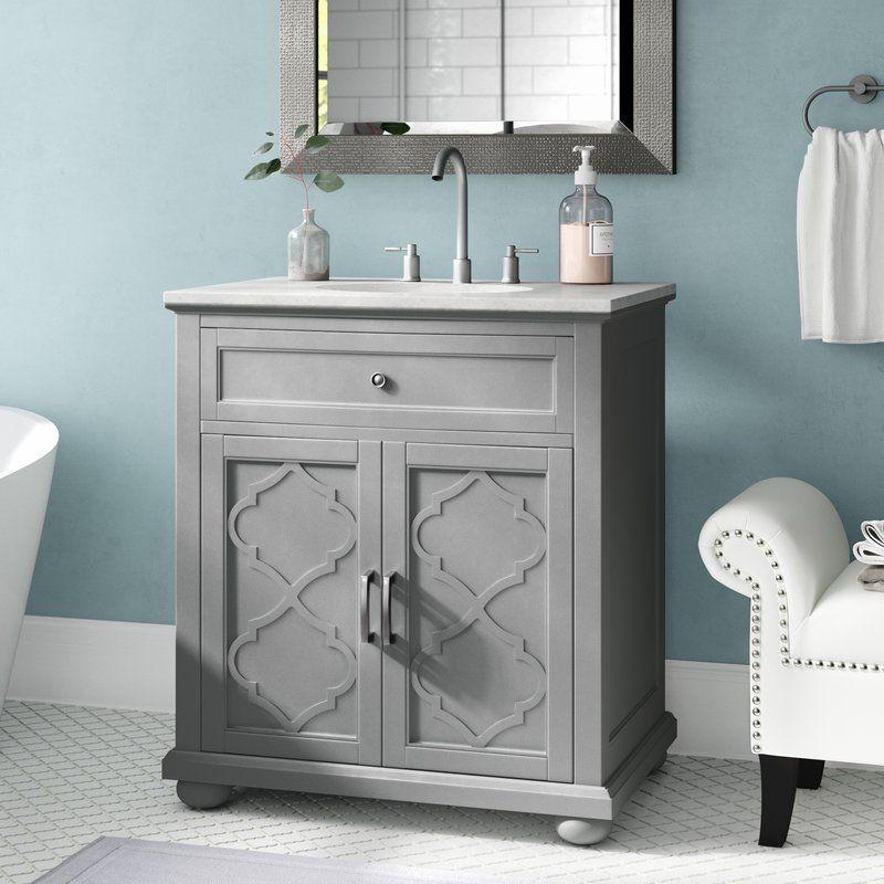 Ali 31 Single Bathroom Vanity Set