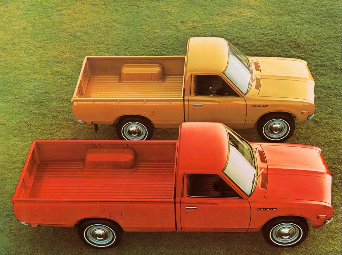 Nissan datsun 510 truck - Datsun 620