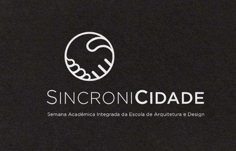 Logo desenvolvido para a Semana Acadêmica de Arquitetura e Design da Pontifícia Universidade Católica do Paraná.