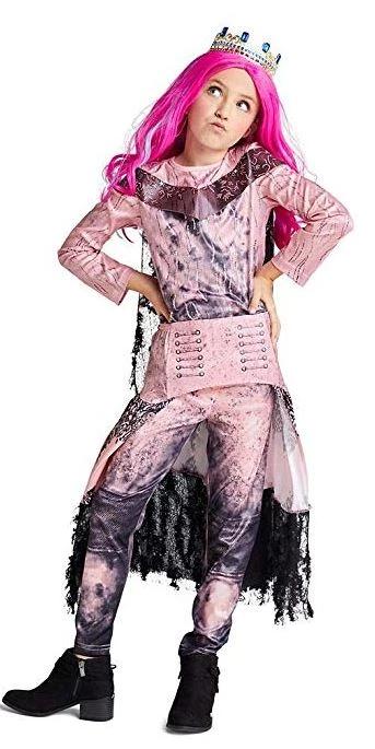 Disguise Disney Descendants 3 Movie Audrey Deluxe Tweens Halloween Costume 20424