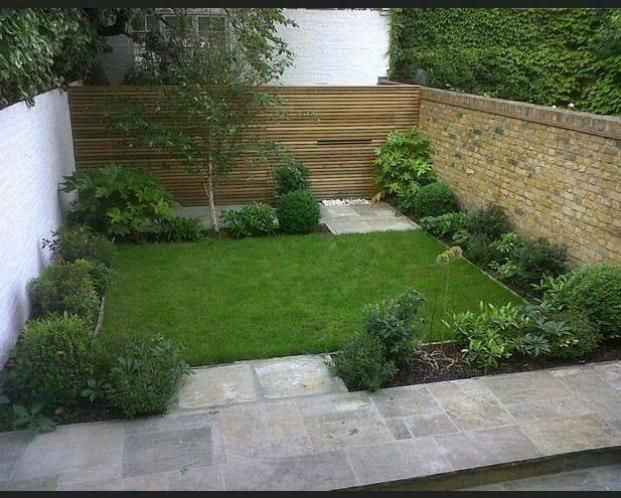 25 Beautiful Tiny Gardens Ideas