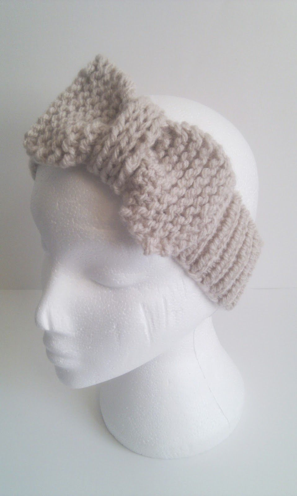 Musings of a knit-a-holic from Wales: Free Knitting Pattern: Beau ...