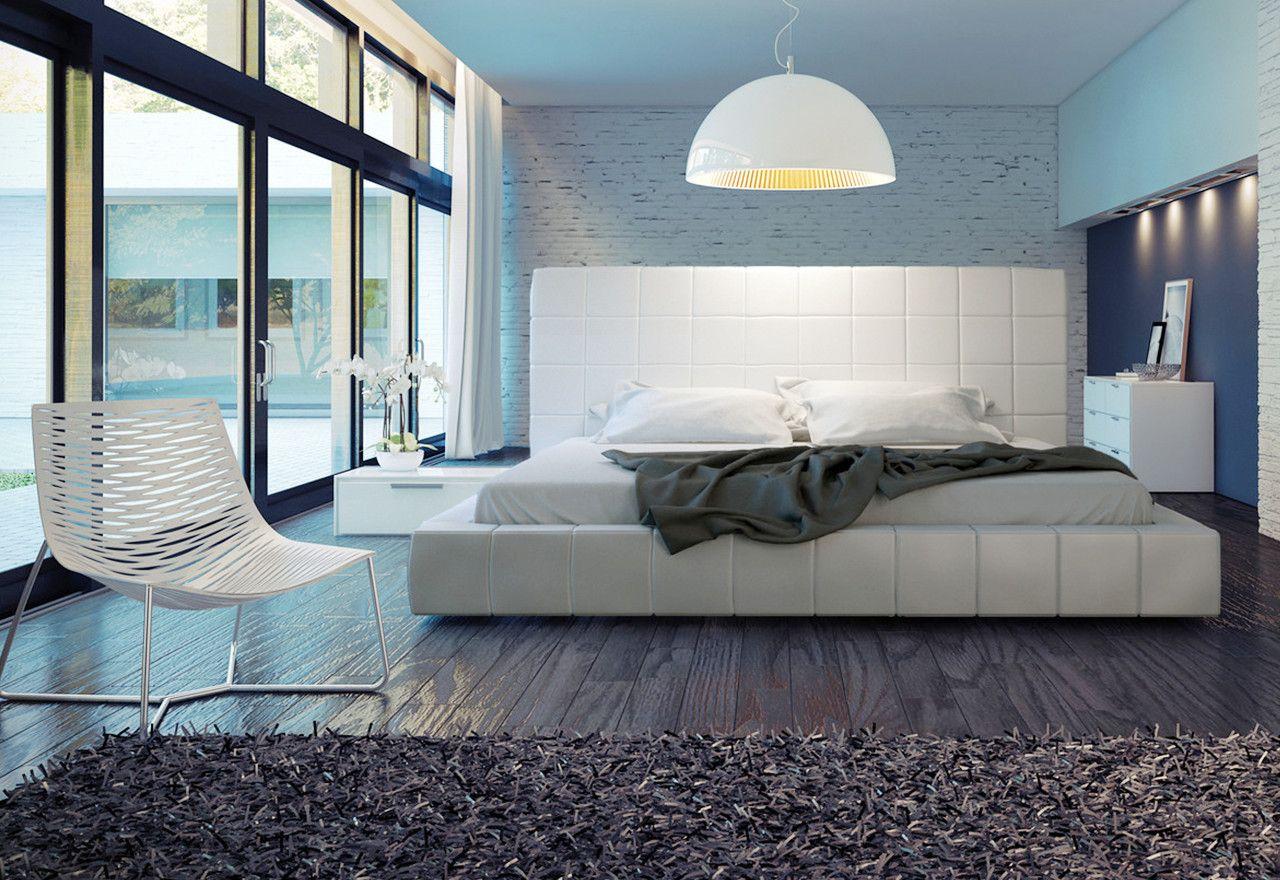 sleek master bedroom sale  allmodern  modern beds  pinterest  - sleek master bedroom sale  allmodern