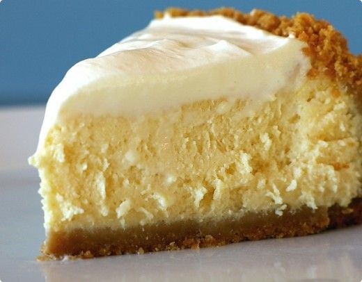 Recipe that tastes like Sare Lee Cheese Cake.  Three step process is provided.  A delicious desert that cheaper to make than the original is to buy.