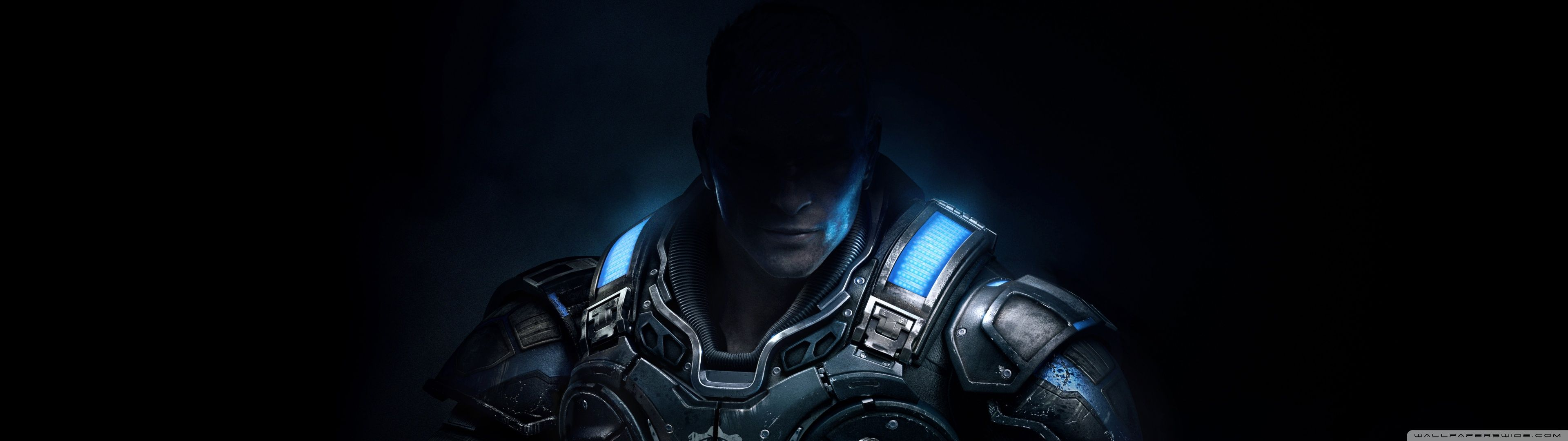Gears Of War 4 3840x1080