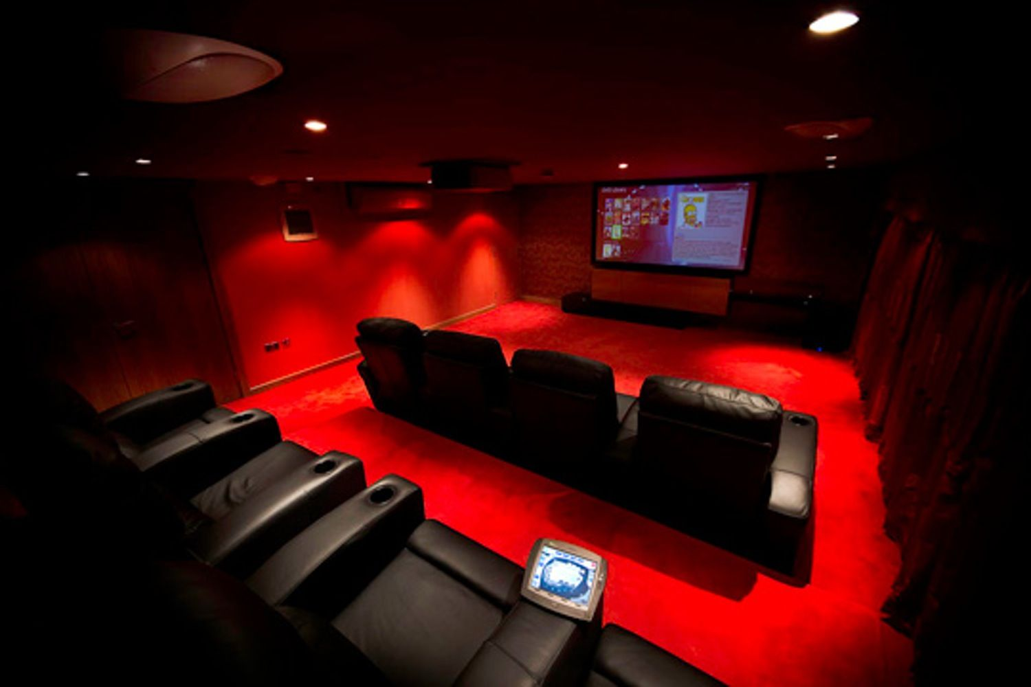what color should i paint my home theater room home improvement