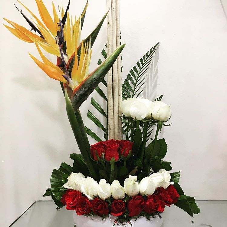 5 types of most popular and classic flower arrangement