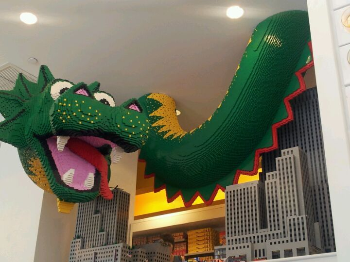 The LEGO Store in New York, NY | New York | Pinterest | Lego store ...