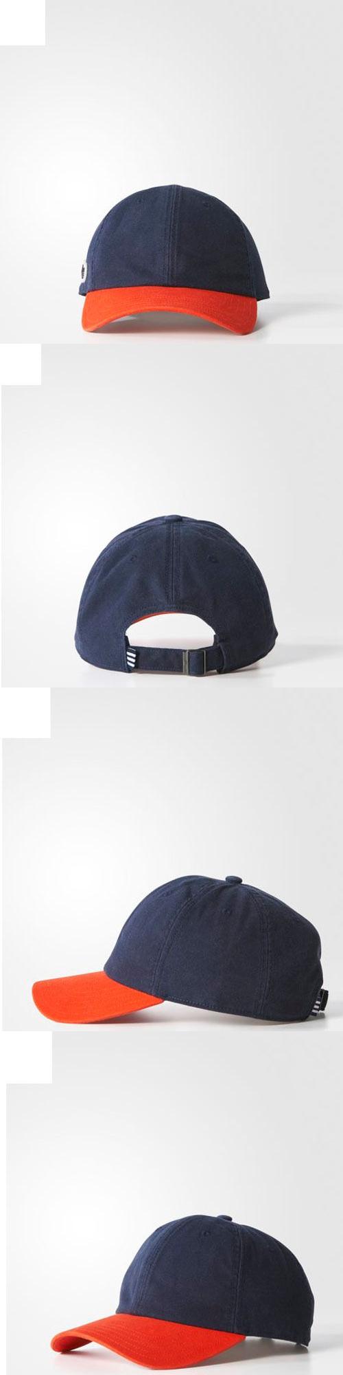Hats and Headwear 123876  Adidas Br4829 Unisex Originals Adi Extension Cap  Navy -  BUY 91c159e0c35