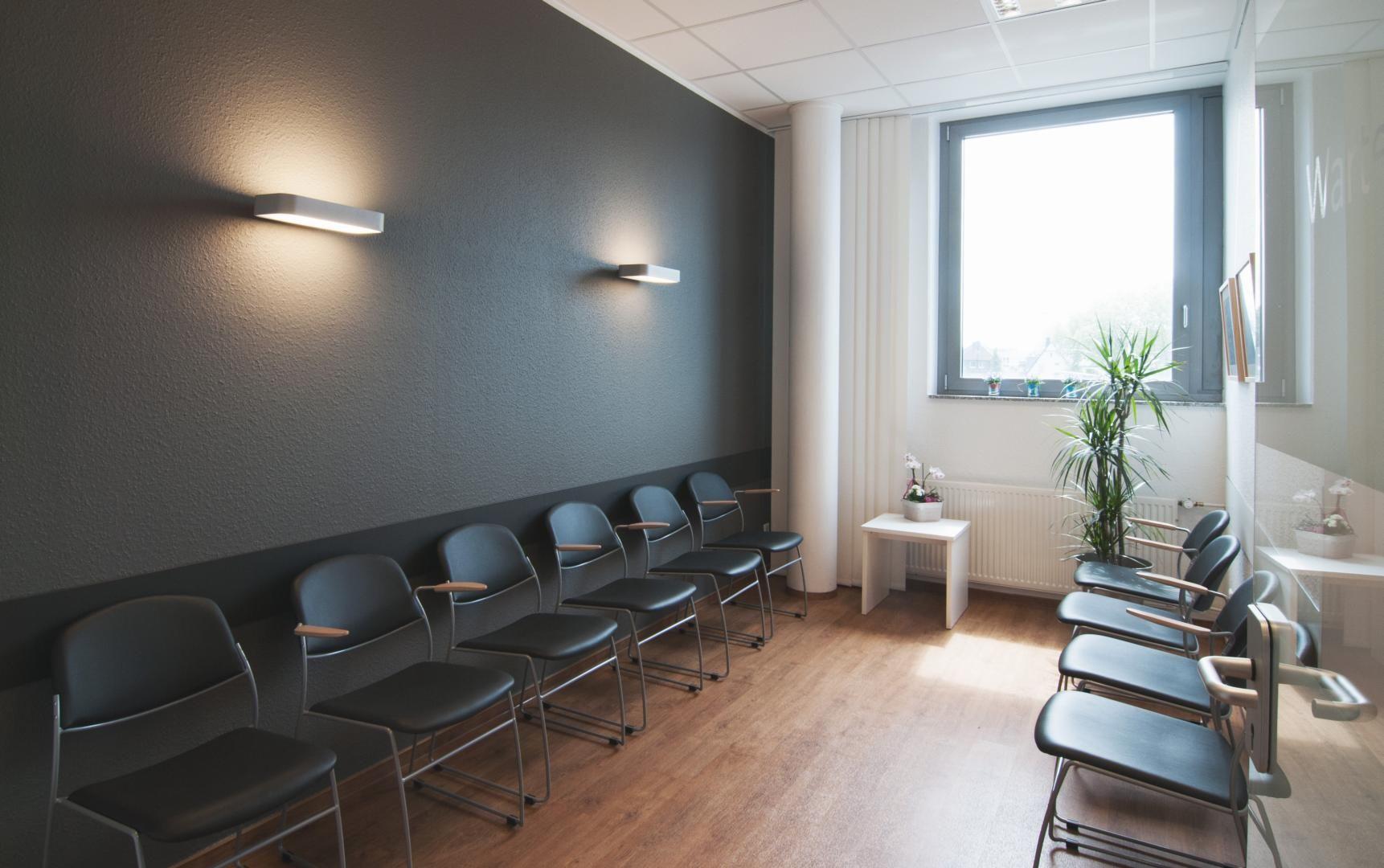 Home-office-innenarchitektur gastroenterologische praxis recklinghausen  thöne innenarchitektur