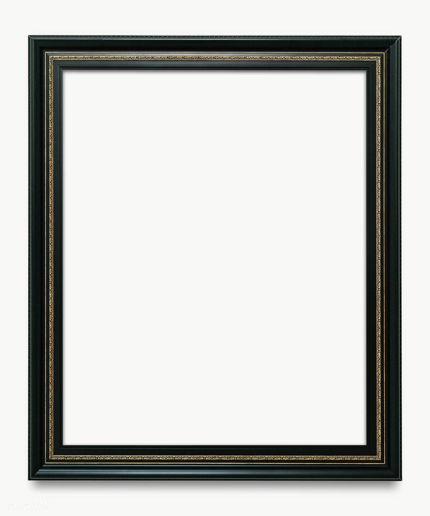 Black Picture Frame Transparent Png Premium Image By Rawpixel Com Black Picture Frames Picture Frames Frame