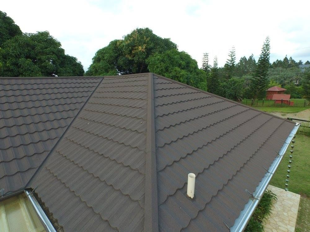 Roof Covering Materials Importing Decras Standard Sheet Stone